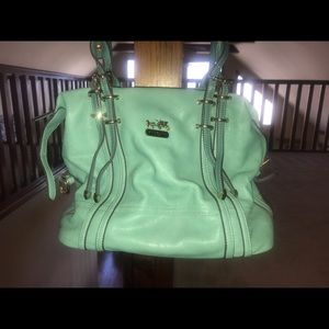Fake Coach purse like new